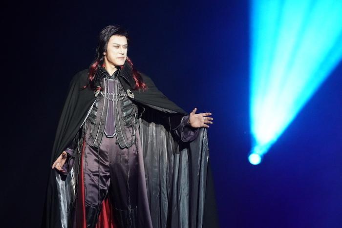 クロロック伯爵:山口祐一郎 写真提供/東宝演劇部