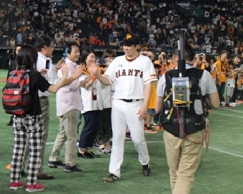 東京ドームで練習見学や球場スタッフ体験ができる『ジャイアンツ・オープンフィールド』