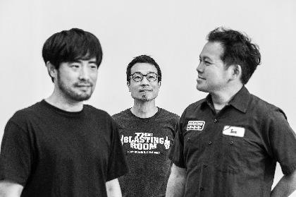 HUSKING BEE、ツアー東京公演にTOKYO TANAKAらが参戦