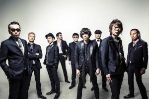 開幕戦で特別ライブを行う東京スカパラダイスオーケストラ