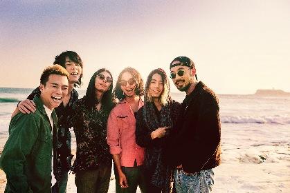 Suchmos、3rdフルアルバム『THE ANYMAL』の12インチアナログ盤をリリース