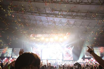 12年ぶりにSOS団の『ハレ晴レユカイ』が甦る!「鍵」となる5人のメンバーが揃い世界が改変『ランティス祭り2019』DAY3詳細レポート