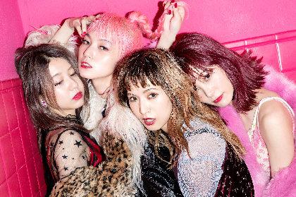 """SCANDAL、オリジナルアルバムを2月にリリース決定 """"ツインズユニット""""のAMIAYAがビジュアルプロデュースを手掛ける"""