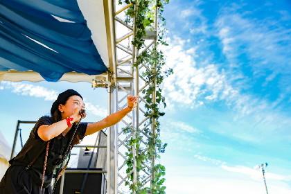 【NakamuraEmi・山人音楽祭 2018】ジャンルを超える稀代のボーカリスト/リリシストに妙義激震!