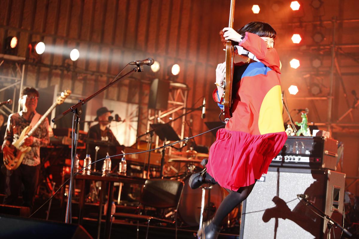 Rei  (写真提供:日比谷音楽祭)