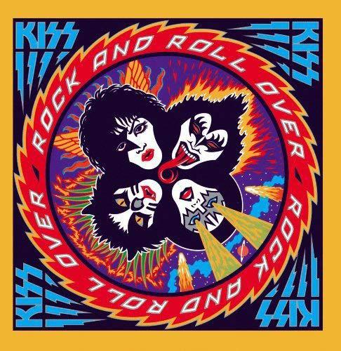 KISS『地獄のロック・ファイヤー』(1976年)