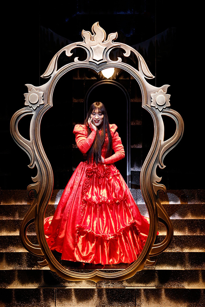 「*ASTERISK Goodbye,Snow White」新釈・白雪姫