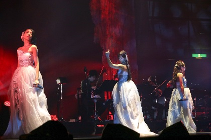 Kalafinaが紡いだ「森の深部のハーモニー」奇跡のコラボレーションも 『Songful days』ライブレポート
