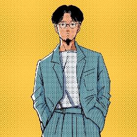 "LACCO TOWER・松川ケイスケと真一ジェットが""松川ジェット""としてメジャーデビュー アルバム『彼女の出来事』をリリース"