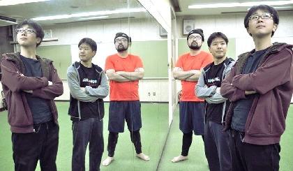 男肉 du Soleil『団長の96時間』に向け、男肉団長✕先輩✕Jにインタビュー!