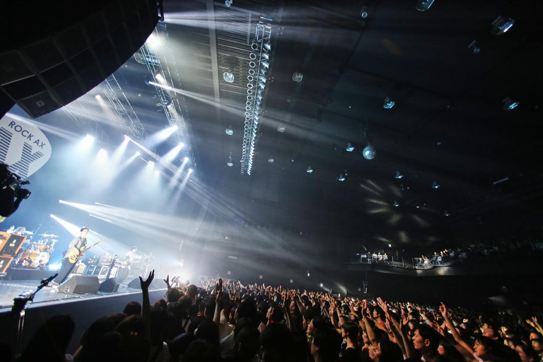 『ROCK AX Vol.3  SUMMER SPECIAL』ストレイテナー