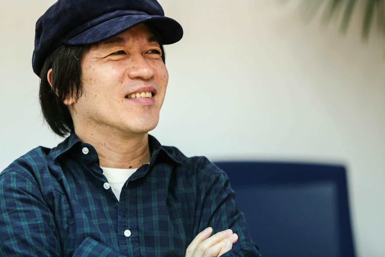 フラワーカンパニーズ・鈴木圭介 撮影=風間大洋
