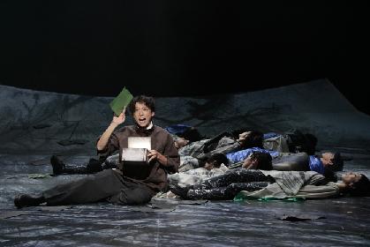 NODA・MAP『フェイクスピア』が開幕~想像を超える展開と演劇ならではのエネルギー