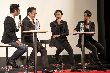 """橘ケンチ、EXILE TETSUYAが横須賀市長と意見交換「""""EXILE""""として活動できているのも、自分が育った""""横須賀""""という街があったからこそ」"""