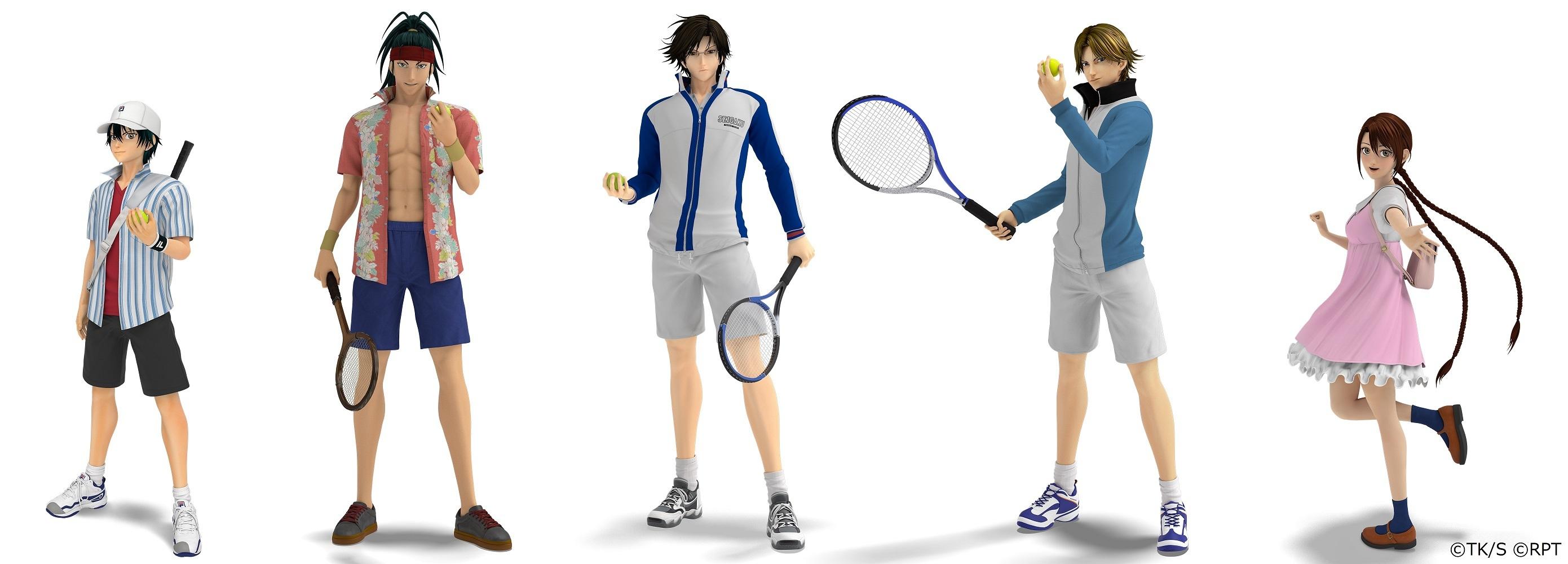(C)許斐 剛/集英社 (C)新生劇場版テニスの王子様製作委員会