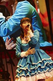 チーム「竹達」が中野の夜を「あやち」色に染める 竹達彩奈『Lyrical Concerto』ライブレポート