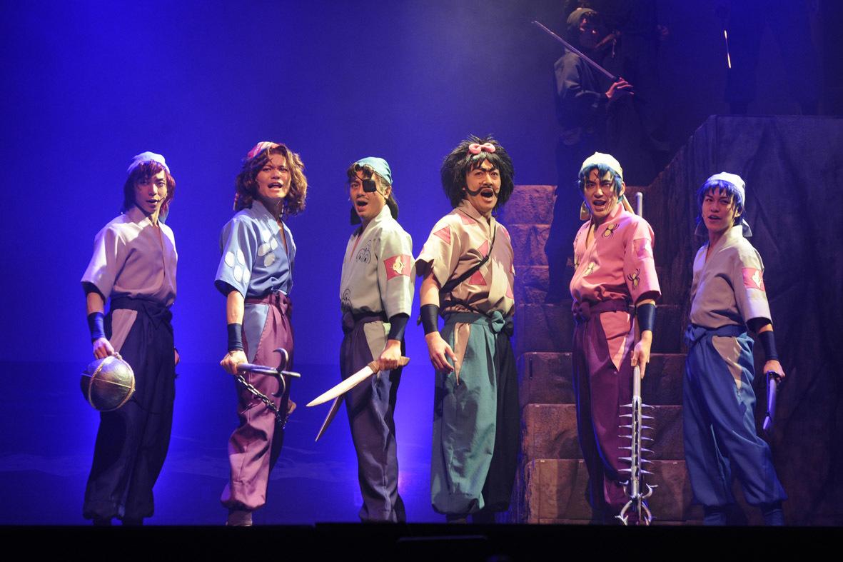 (C)ミュージカル「忍たま乱太郎」製作委員会