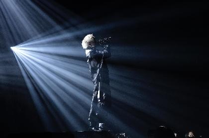 luz「孤独だと感じる時はあるかもしれないけど、ひとりじゃないから」 再会を誓ったツアーファイナル・東京公演の配信ライブをレポート