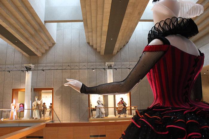 オペラ『ホフマン物語』ジュリエッタの衣裳