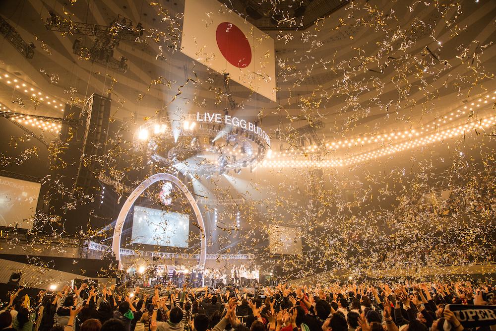 LIVE EGG BUDOKAN -shibuya eggman 35周年大感謝祭-