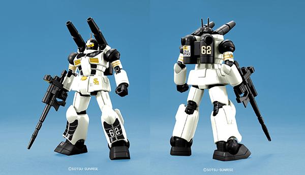 甲斐拓也選手をイメージした「HG 1/144 RX-77-2 ガンキャノン [甲斐拓也モデル]」 (c)SOTSU/SUNRISE