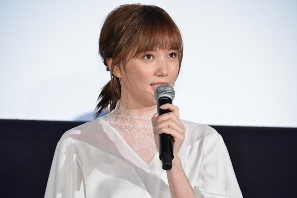 本田翼 (C)2019『新聞記者』フィルムパートナーズ