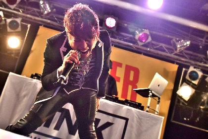 西川貴教 本名名義の1stアルバム発売記念イベント開催、ファン歓喜の「CDお渡し会」で束の間の交流