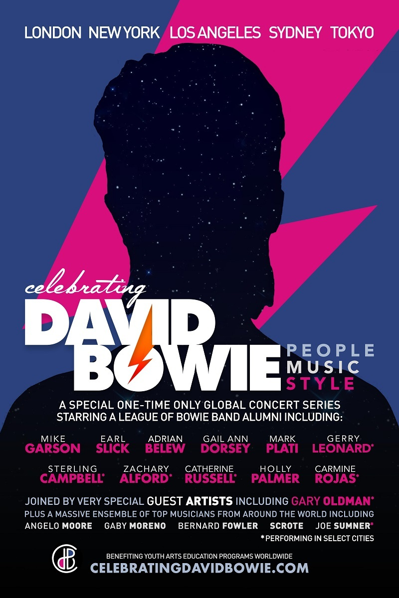 CELEBRATING DAVID BOWIE JAPAN
