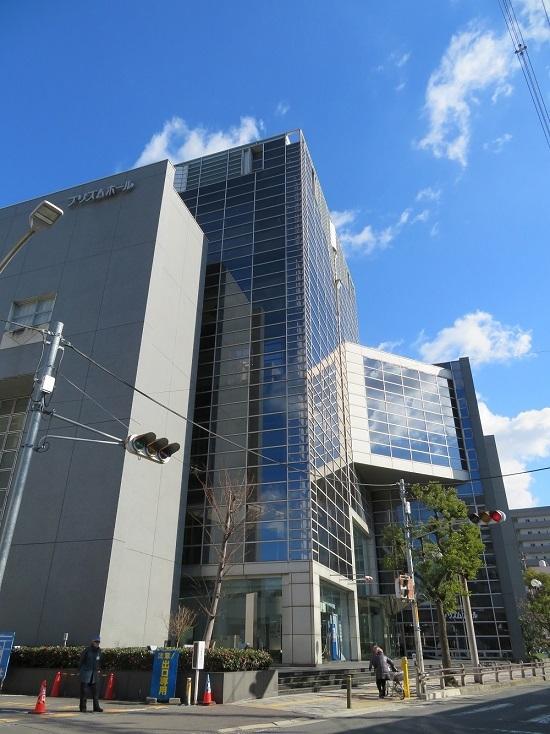 八尾プリズムホール(八尾市文化会館)