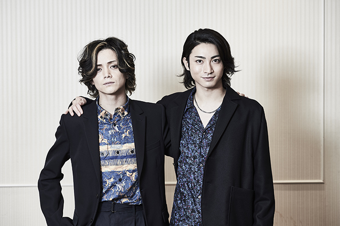 (左から)三浦涼介、木村達成