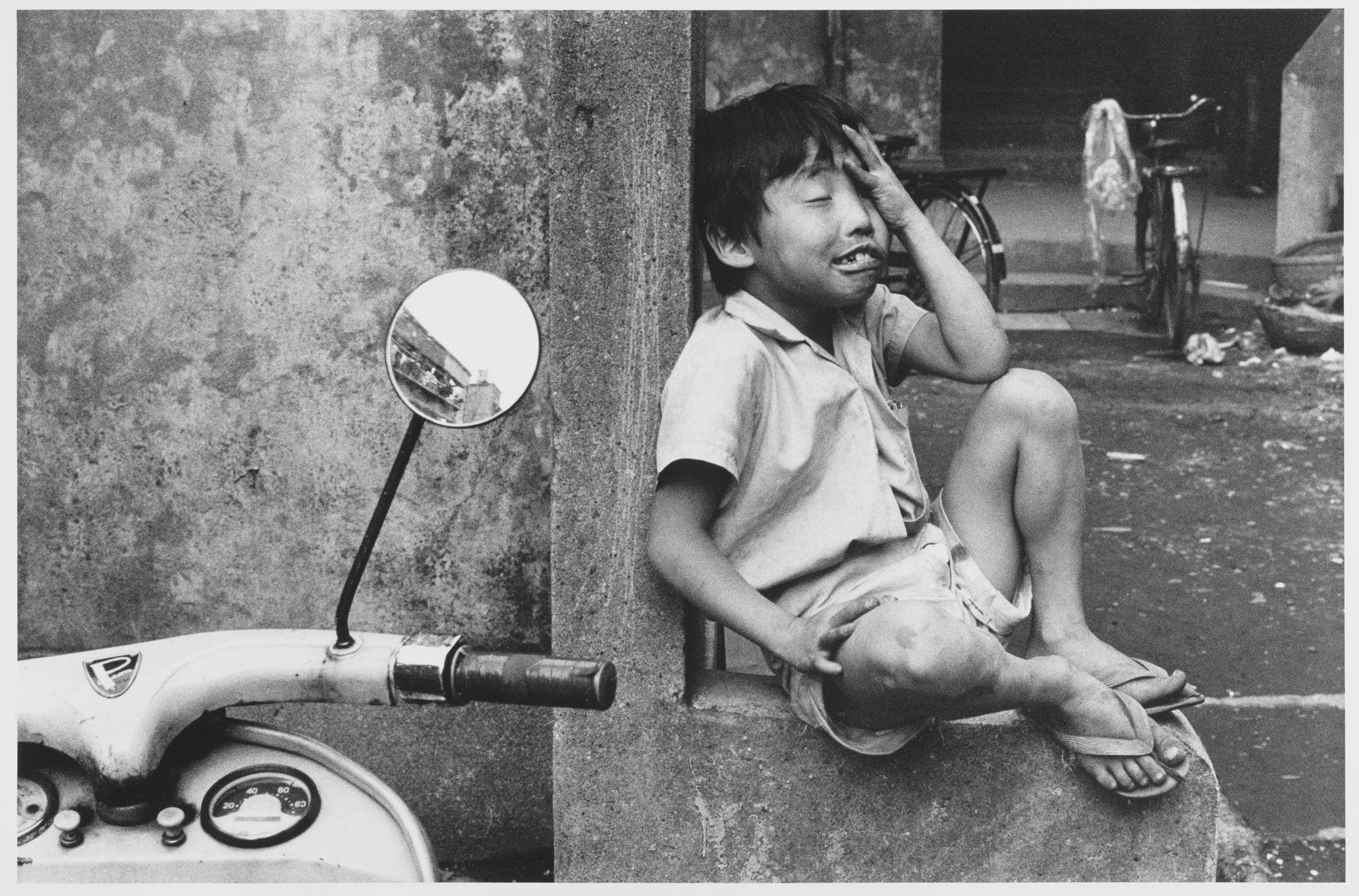 荒木経惟(日本、1940) 《さっちん》1962-63年 (C)Nobuyoshi Araki