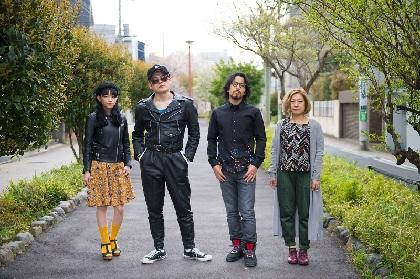 MONSTER大陸×ザ・スロットル、女性ドラマーを擁する両バンドがイベント共演前に激突!?