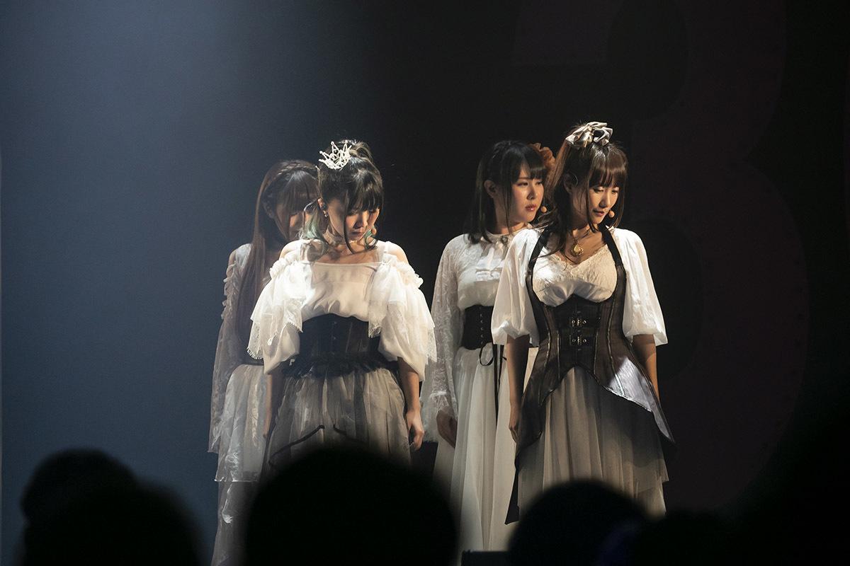 『FANTASIA ANNIVERSARY LIVE2019』での四人