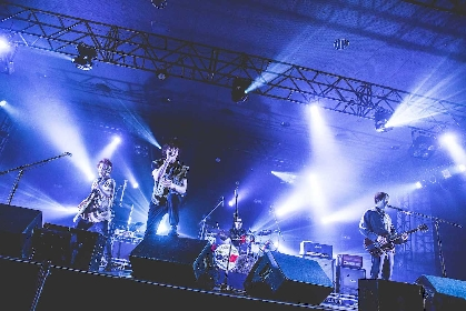 go!go!vanillas『START UP!!-ロックの春2021-』ライブレポートーー大阪への愛をアグレッシブに歌い上げオーラスを完遂