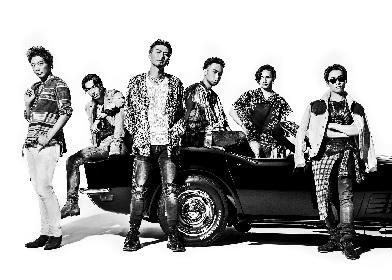 """EXILE THE SECOND、新アルバム『Highway Star』を3月にリリース決定 """"さらなる先を目指しハイウェイを突き進む"""""""