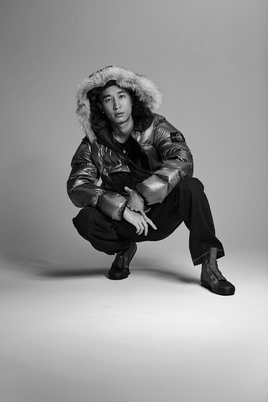 KEIJU as YOUNG JUJU Photography : Keisuke Tsujimoto Production : OKNACK Inc.