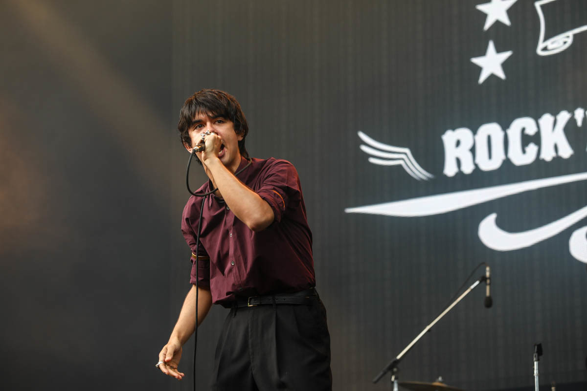 ROUTE 17 Rock'n'Roll ORCHESTRA/オカモトショウ(OKAMOTO''S) 撮影=風間大洋