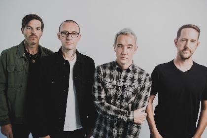 フーバスタンク、約6年ぶりとなるニューアルバムを5月にリリース