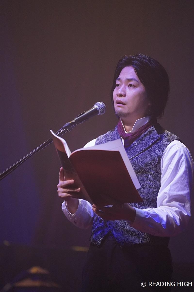 8月2日公演 福山潤 (C)READING HIGH