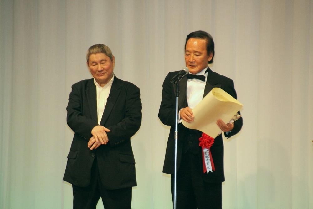 新人賞も受賞した80歳の金田時男