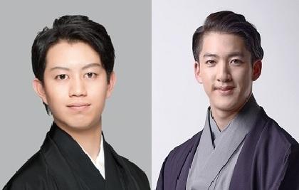 歌舞伎俳優・中村壱太郎と尾上右近が、新羅慎二のラジオ番組『僕らは海峡を渡る』にゲスト出演