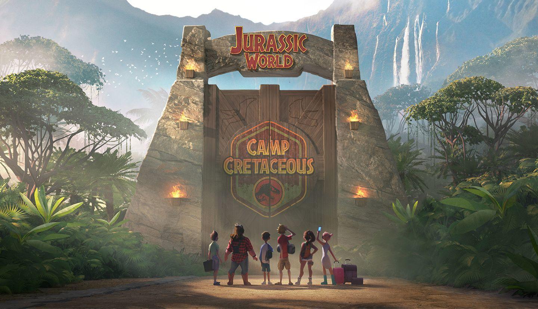 『ジュラシック・ワールド サバイバル・キャンプ』