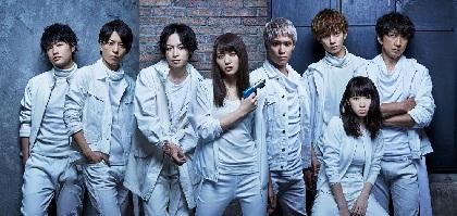 矢島舞美主演舞台『LADY OUT LAW!』全キャスト出演のビジュアルが公開