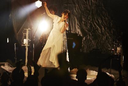 家入レオ、6度目の全国ツアー開幕 初披露となった新曲「あおぞら」のライブ映像を公開