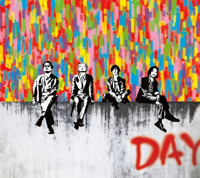 ストレイテナー「BEST of U -side DAY-」初回限定盤ジャケット