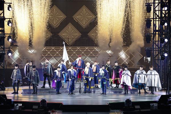 『アイドリッシュセブン 2nd LIVE「REUNION」』より ©BNOI/アイナナ製作委員会