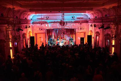 ヨーロッパツアー中のLITE、ロンドンでThe fin.と競演