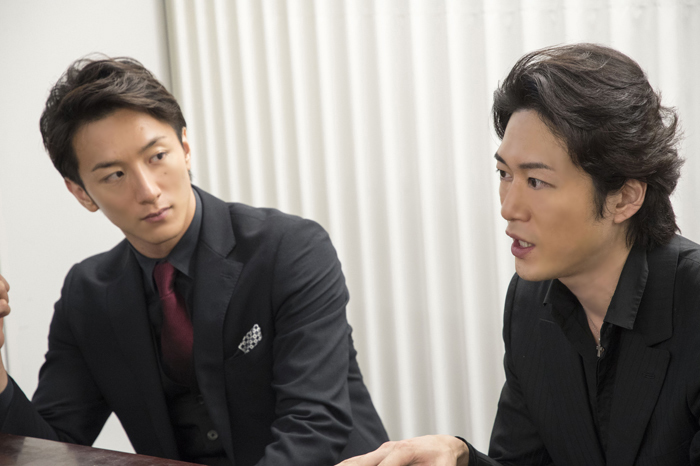 (左から)大貫勇輔、宮尾俊太郎