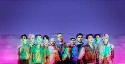 コールドプレイ&BTS、コラボシングル「My Universe」のリリースが決定 マックス・マーティンがプロデュース
