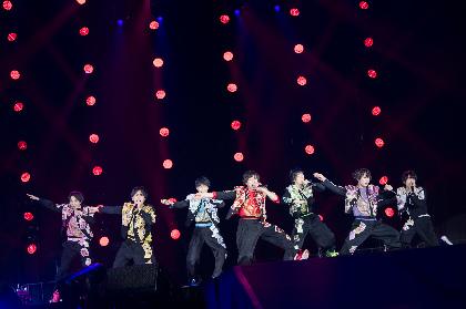 祭nine. 日本武道館ライブをサプライズ発表 新年号初の武道館アーティストに決定